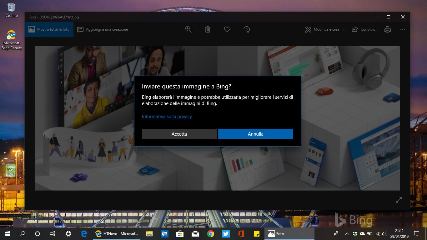 Invia-immagine-Bing
