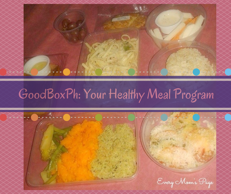 The Good Box Ph: Your #Healthy Meal Program