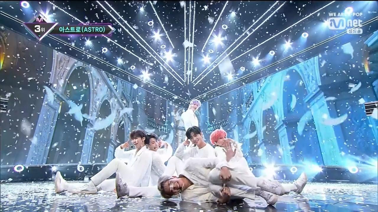 Chamita K-POP Live Performance Download: 190131 M Countdown: ASTRO