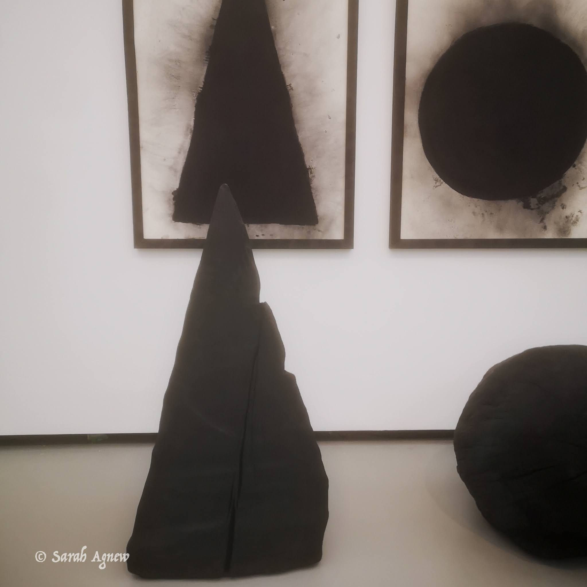 Days Out Sussex - Towner Eastbourne and David Nash photo by modernbricabrac