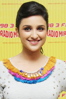 بارنيتي تشوبرا (Parineeti Chopra)، ممثلة هندية