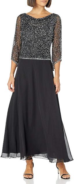 Black Mother of The Groom/Bride Dresses