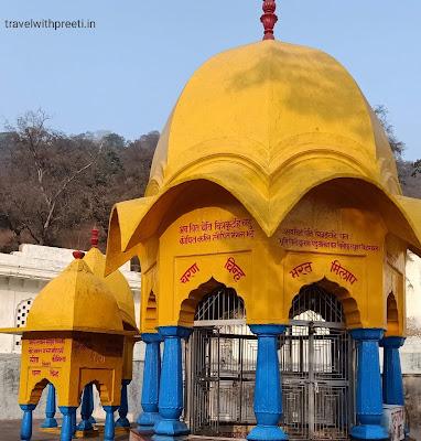 श्री भरत मिलाप मंदिर चित्रकूट - Shri Bharat Milap Mandir Chitrakoot