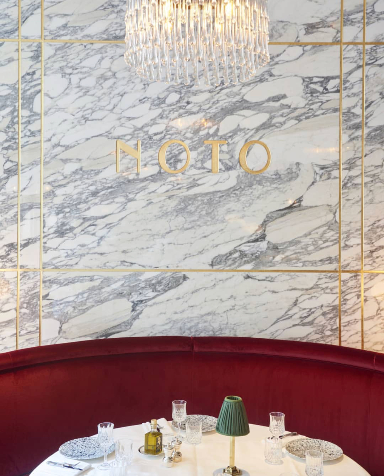 Weekday Wanderlust | Places: Noto Restaurant, Paris