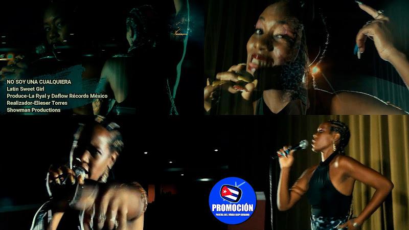 Latin Sweet Girl - ¨No soy una cualquiera¨ - Videoclip - Director: Elieser Torres. Portal Del Vídeo Clip Cubano. Música urbana cubana. Reguetón. Cuba.