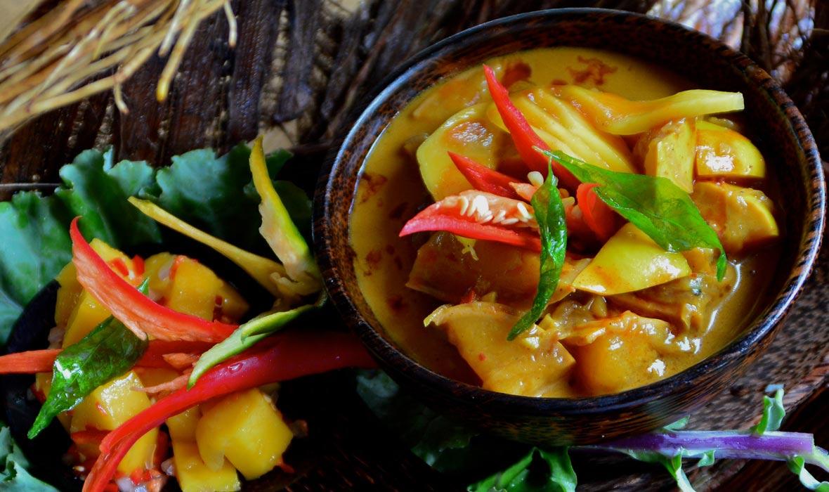 Блюда Мальдивской кухни