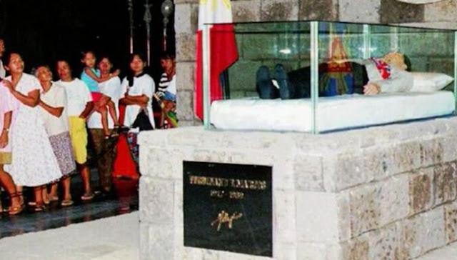 Setelah 27 Tahun, Akhirnya Mayat Presiden Ferdinand Marcos Akan Di Kebumikan