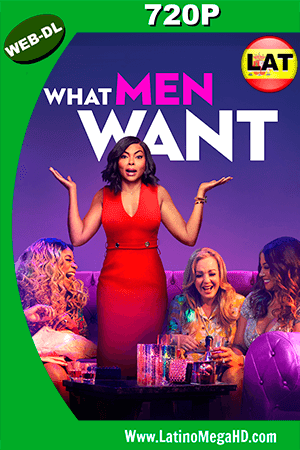 What Men Want (2019) Latino HD WEB-DL 720P ()