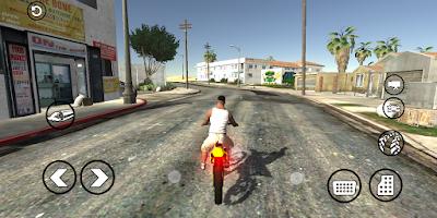 تحميل لعبة Gta San Andreas للاندرويد بحجم صغير