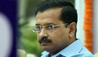 VK-jain-advisor-to-kejriwal-arrested