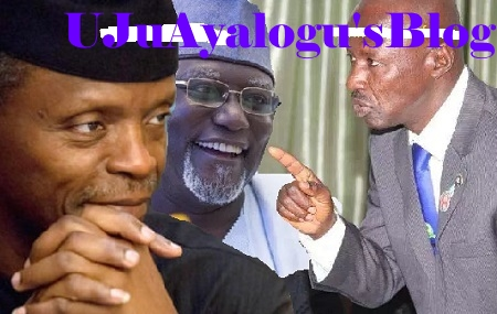 Magu's Planned Sack Pitched Osinbajo Against The Cabals In Aso Rock Again, Why Buhari Yet To Axe The EFCC Boss, The APC National Leader's Connection