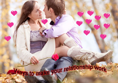 Your relationship work