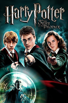 Harry Potter And The Order Of The Phoenix 2007 Dual Audio Hindi 720p BluRay 990MB