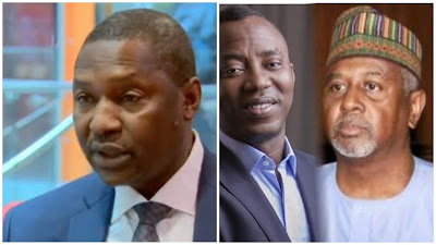Why We Ordered Release Of Sowore, Dasuki – FG Reveals