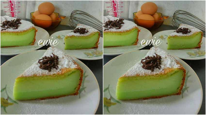 Resep Membuat Magic Custard