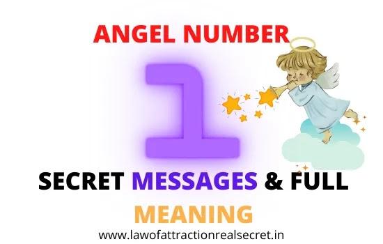 angel number 1, what is angel number 1, angel number 1 meaning & messages,1 angel number