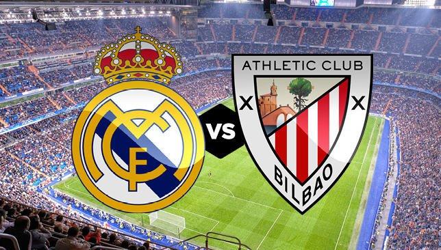 مشاهدة مباراة اتلتيك بلباو وريال مدريد اليوم