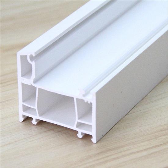 Profil kusen upvc per batang lebih ringan dari kusen aluminium