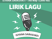 Lirik Lagu The Way I Love You - Isyana Sarasvati