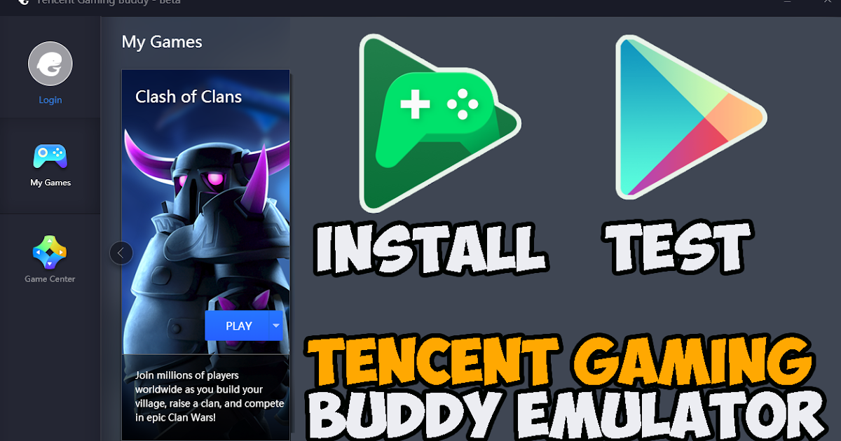 How To Add Google Account In Tencent Gaming Buddy How To