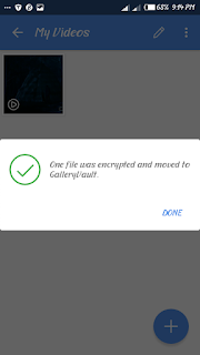 Screenshot 20170620 211440 - Simple Way To Hide Your Files Such As Musics, Images And Videos On Your Android Devices