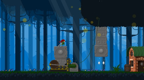 Marble & the Wood Review