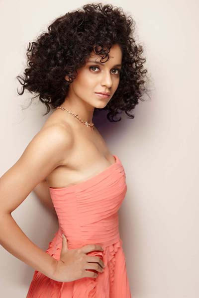 Top 10 Most Beautiful Bollywood Actresses 2015 Kangana Ranaut