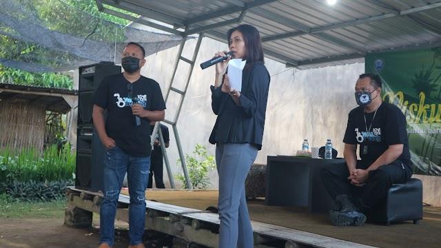 Diskusi Senja : Kolaborasi KIM Banjarwaru dan BNN Lumajang
