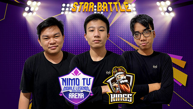 Kings Esports NMA Star Battle Mobile Legends