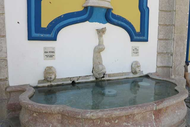 Pasmados Fountain
