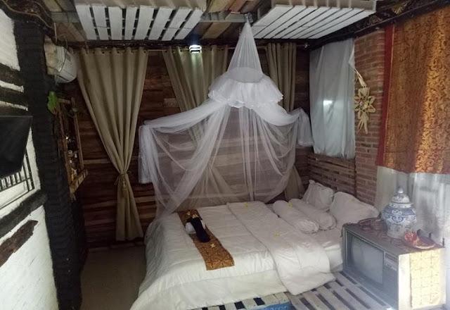 Homestay Kubu Selam Tawarkan Penginapan Bernuansa Bali Di Bandar Lampung