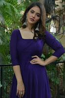 Telugu Actress Priyanka Jawalkar New Photos at SR Kalyanamandapam Movie Success Meet. HeyAndhra.com