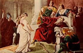 قصة الملك وبناته الثلاث