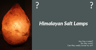 The salt lamp scam.