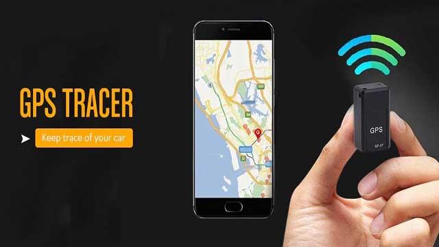 جهاز GPS رخيص الثمن يحدد مكان تواجد السيارة في الوقت الحقيقي