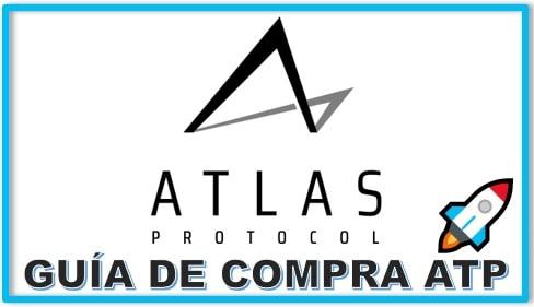 Cómo y Dónde Comprar ATLAS PROTOCOL Criptomoneda