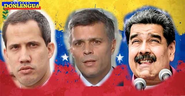 VENEZUELA | País con un Dictador, un Presidente interino y otro Presidente Exterino