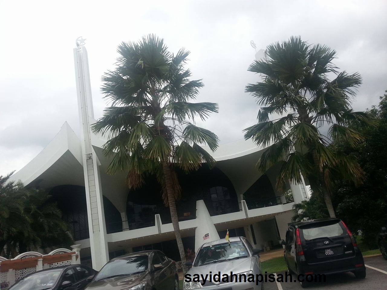 terpesona dengan Masjid Negeri, Negeri Sembilan
