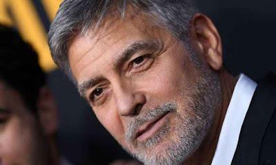 George Clooney não será padrinho de filho de Harry e Meghan Markle