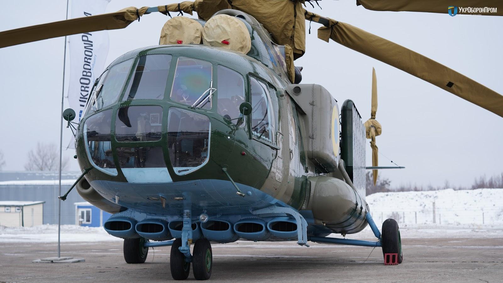 Близько 50 літаків та гелікоптерів передано ЗСУ за рік