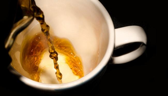 شرب الشاي يحسن صحة الدماغ