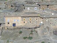 Pueblo; Village; Cordillera del Atlas; macizo del Atlas; Atlas Mountains; Atlas; Marruecos; Morocco; Maroc; المغرب