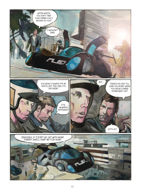 Ancient Astronauts (Page 9 - Captain Mark)