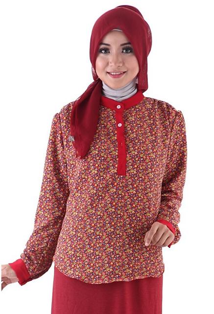 Foto Desain Busana Muslim Wanita Terpopuler
