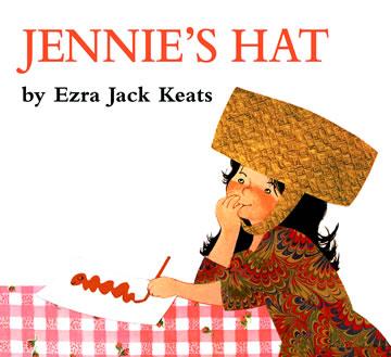 Jack Ezra Keat. Jennie´s Hat. Puffin Books   Edición en inglés. (De  sombreros que no lo son) 9e99121ca4c