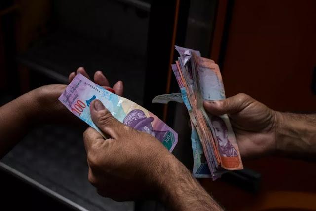 Bancos pierden liquidez mientras congelan sus fondos en el BCV