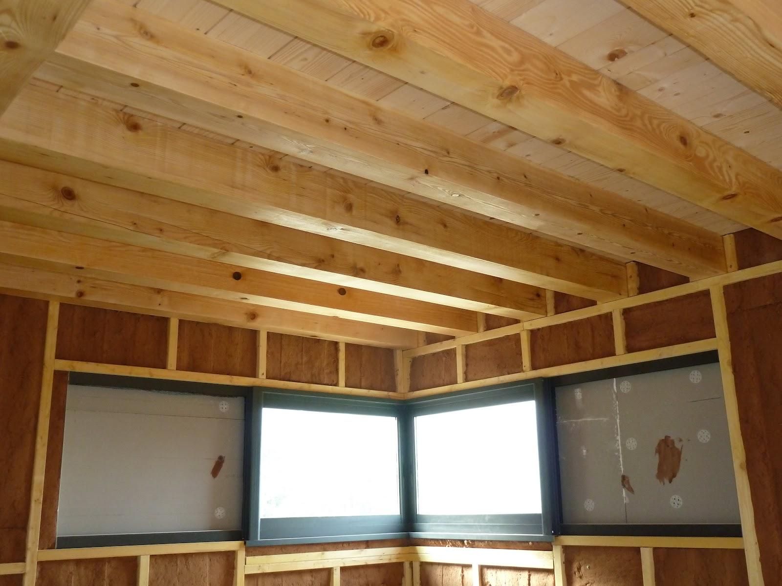 la maison de meltemetpetau suite et fin de l 39 isolation du rez de chauss e. Black Bedroom Furniture Sets. Home Design Ideas