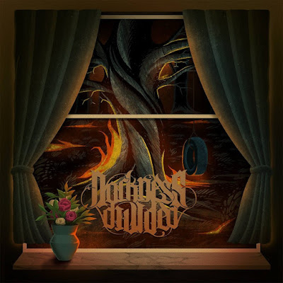 Darkness Divided - cover album - 2016
