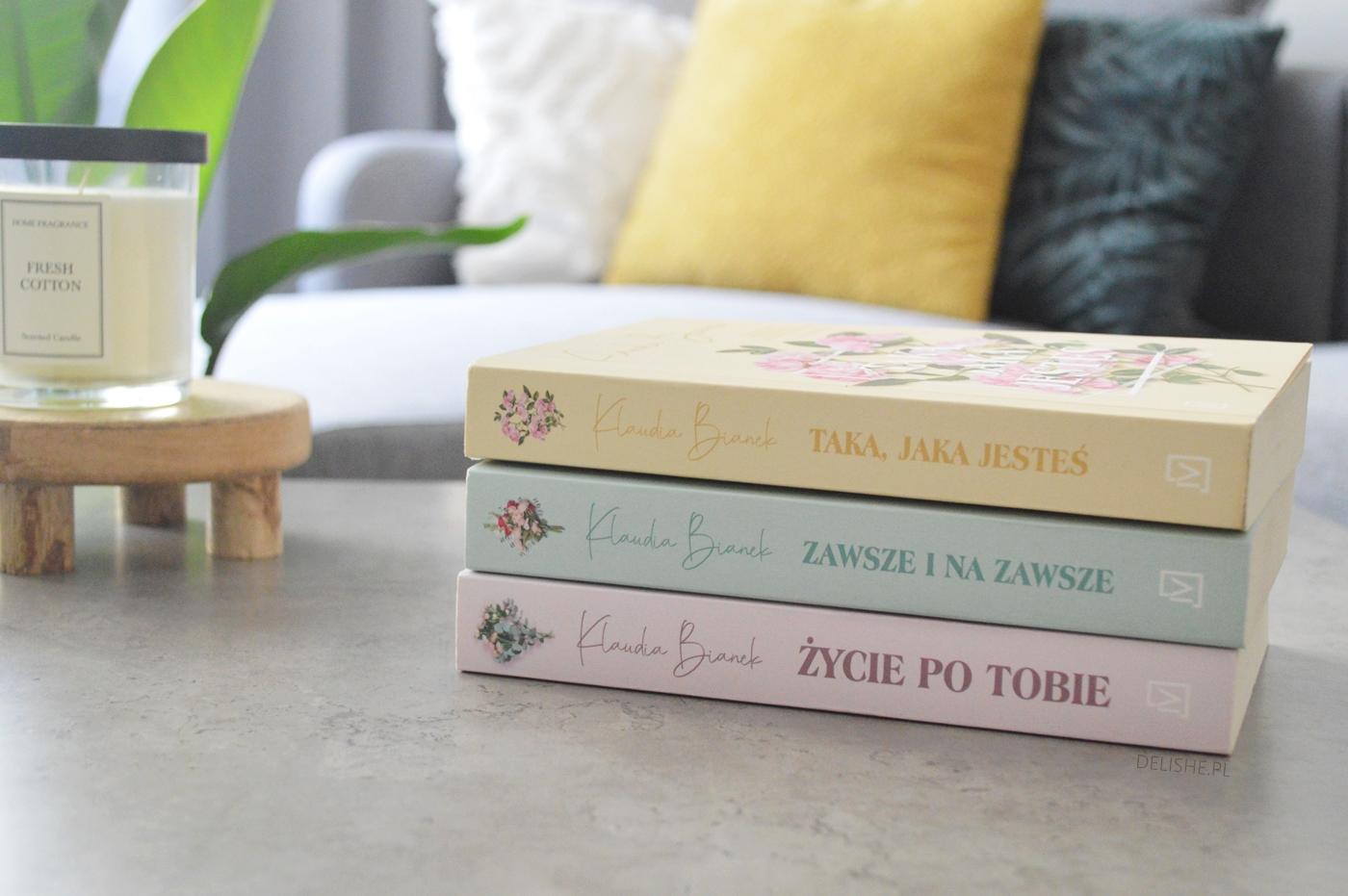 książki na lato Klaudia Bianek