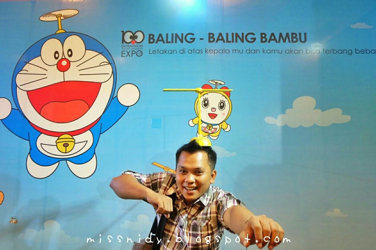 baling-baling bambu